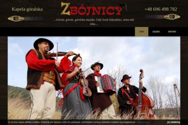 Kapela Góralska Zbójnicy - Orkiestra Weselna Szczyrk