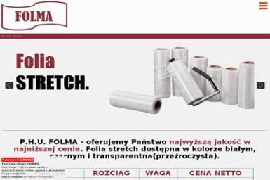 Folma Sp. z o.o. - Pozycjonowanie Łódź