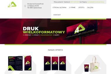 Forever Nowak Dominik - Branding Częstochowa