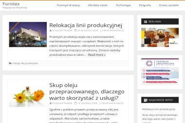 Przedsiębiorstwo Przemysłu Drzewnego Fornitex Sp. z o.o. - Tartak Wejherowo