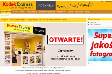 Usługi Fotograficzne Fotanka Anna Cieśluk - Fotograf Bydgoszcz