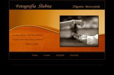 Foto Studio. Zbigniew Beszczyński - Fotografowanie Legionowo