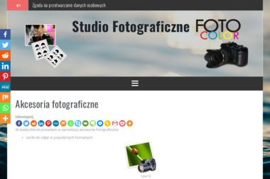 Zakład Fotograficzny Foto-Color - Fotograf Choszczno