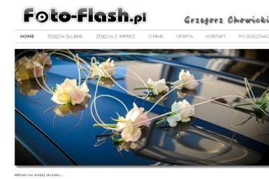 Foto-Flash.pl Grzegorz Chowicki - Fotograf Jaszczów
