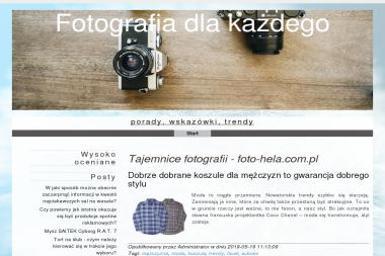 Zakład Fotograficzny Helena Bagińska - Fotograf Suwałki