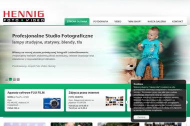 Hennig Foto Video - Sesje zdjęciowe Tczew