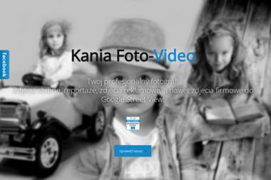Kania Foto Wideo Janusz Kania - Kamerzysta Wieruszów