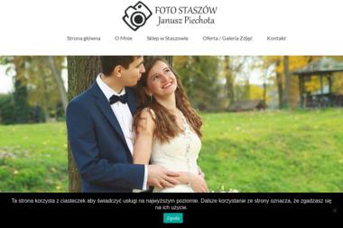 Foto-Video Studio Janusz Piechota. Foto usługi, retusz elektroniczny zdjęć - Fotografowanie Staszów