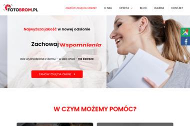 Usługi Fotograficzne Foto-Brom - Fotografowanie Lędziny