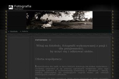 Fotofedo - Fotografia - Sesje Zdjęciowe Skowieszynek