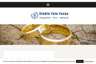Studio Foto Focus - Balony z helem Wągrowiec