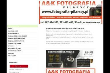 A K Pilarscy Fotografia Pilarski Krzysztof - Fotograf Wronki