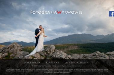 Fotografia Wyrwowie Kinga i Jacek Wyrwa - Rodzinne Sesje Zdjęciowe Nowy Wiśnicz
