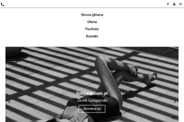 Fotojack Jacek Lamparski. Reklama, fotografia - Sesje zdjęciowe Łódź