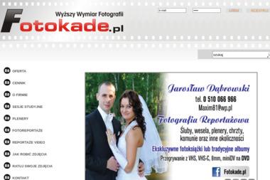 Profesjonalne Studio Fotografii Barwnej Krzysztof Dąbrowski - Sesje Zdjęciowe Sulejówek