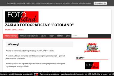 FOTOLAND - Sesje zdjęciowe Sanok