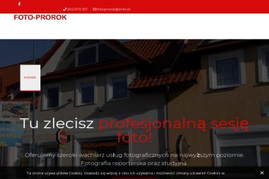Foto-Prorok Fotografia Ślubna i Reportażowa - Fotograf Mikołajki