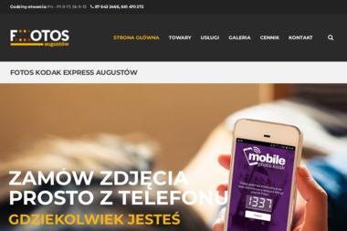 PHU Fotos Kodak Express - Fotograf Weselny Augustów