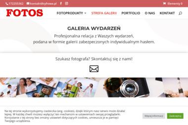 Firma Fotograficzna Fotos S.C. Barbara i Roman Łyko - Kosze prezentowe Łańcut