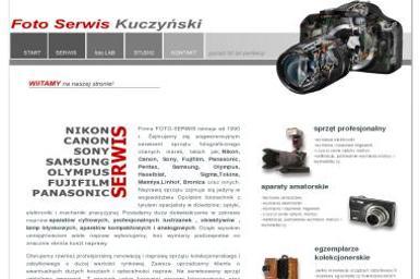 Foto Serwis Kuczyński Leszek - Fototechnika, Naprawa sprzętu - Fotografowanie Opole