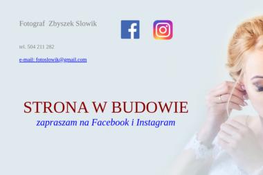Foto Słowik Zbigniew Słowik - Fotografowanie Parczew