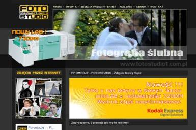 Fotostudio1. Zdjęcia ślubne, forografia, sesje - Fotograf Nowy Sącz