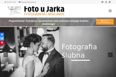 Zakład Fotograficzny U Jarka - Fotografowanie Żywiec