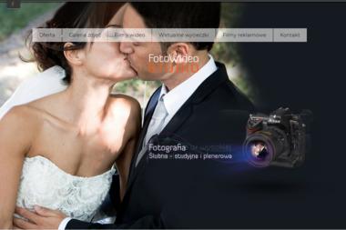 FotoWideoStudio. Fotografia ślubna, wideofilmowanie - Usługi Fotograficzne Wąchock