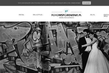 Fotowspomnienie Pl Rafał Rogoźnicki Fotografia Ślubna - Fotograf Gościeradów-Folwark