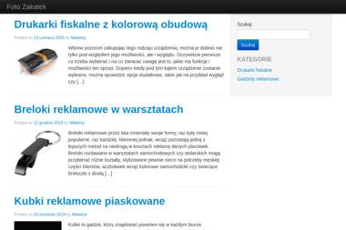 Fotozakątek - Fotografia artystyczna Łódź