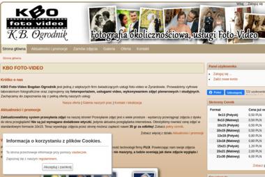 Kbo Foto Video Bogdan Ogrodnik. Fotografia, wideofilmowanie - Wideofilmowanie Żyrardów