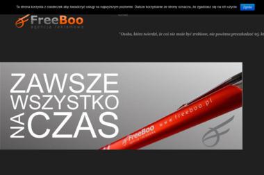 FreeBoo - Krzysztof Żyta. Agencja reklamowa, gadżety reklamowe - Zestawy Prezentowe Tarnowskie Góry