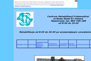 Centrum Rehabilitacji Fridamedical - Rehabilitant Gliwice
