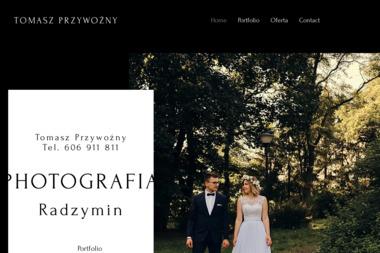 Tomasz Tomasz Przywoźny - Fotografowanie Małkinia Górna