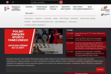 Federacja Tańca Sportowego - Szkoła Nauki Jazdy Kraków