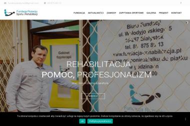 Fundacja Rozwoju Sportu i Rehabilitacji - Rehabilitant Bia艂ystok