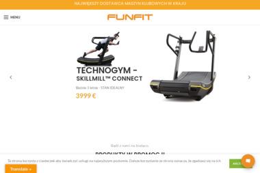 FUNFIT II s.c - Trener personalny Zielona Góra