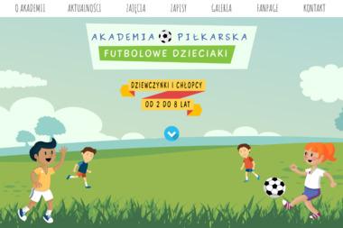 Futbolowe Dzieciaki - Język Angielski Łomianki