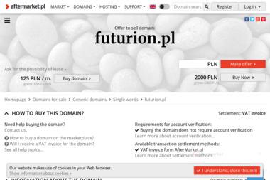 Futurion Kiżewski Stachura Spółka Jawna - Agencja marketingowa Olsztyn