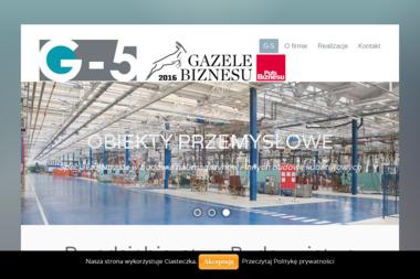 Przedsiębiorstwo Budownictwa Przemysłowego i Ogólnego G 5 Sp. z o.o. - Roboty Ziemne Oława