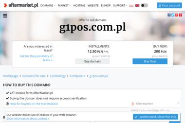 G1 Artykuły POS - Kampanie Marketingowe Piaseczno