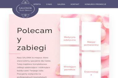 Salonik - Gabinet Kosmetyczny - Manicure i pedicure Nakło nad Notecią