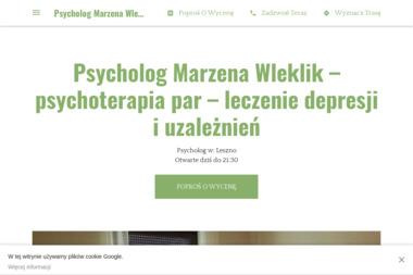 Psycholog Marzena Wleklik - Pomoc w Pracach Domowych Leszno