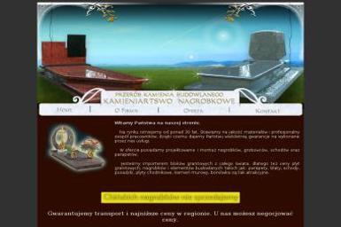 Przerób Kamienia Budowlanego - Usługi Kamieniarskie Dziwigórz