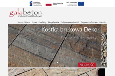 Galabeton Błażej Kostrzewa - Kopanie Studni Tomaszów