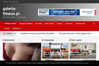 Galeria Fitness Club - Trener Personalny Pruszków