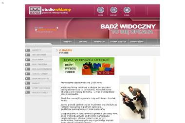 PPHU Gama Agencja Reklamowa Andrzej Michałowski - Agencja marketingowa Kutno