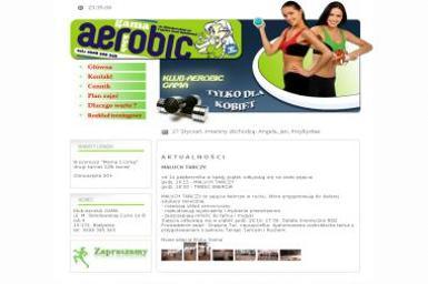 Aerobic Klub Gama - Trener personalny Białystok