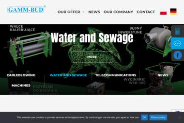 Gamm-Bud Sp. z o.o. - Agencja ochrony Szczecin