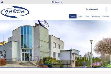 Przedsiębiorstwo Handlowo Usługowe Garda S.C. - Ubezpieczenia na życie Rzeszów